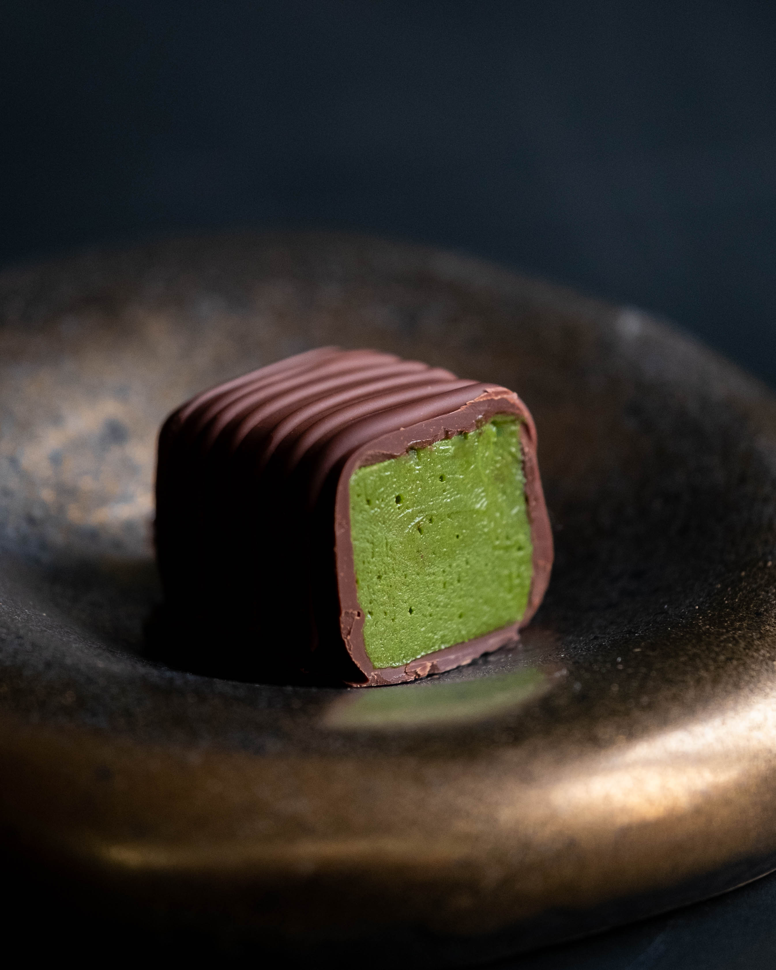 Matcha Yuzu Melts