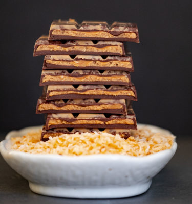 Toasted Coconut Chocolate Bar
