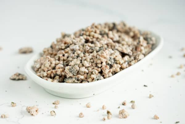 Minted Buckwheat