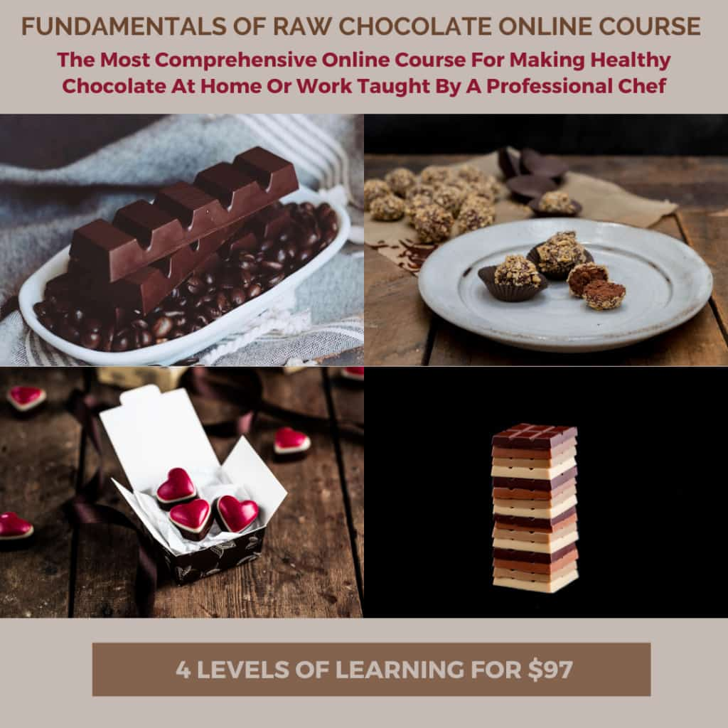 Raw Chocolate Recipes