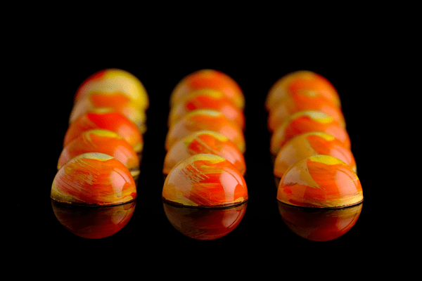 Mole Mango Bonbons